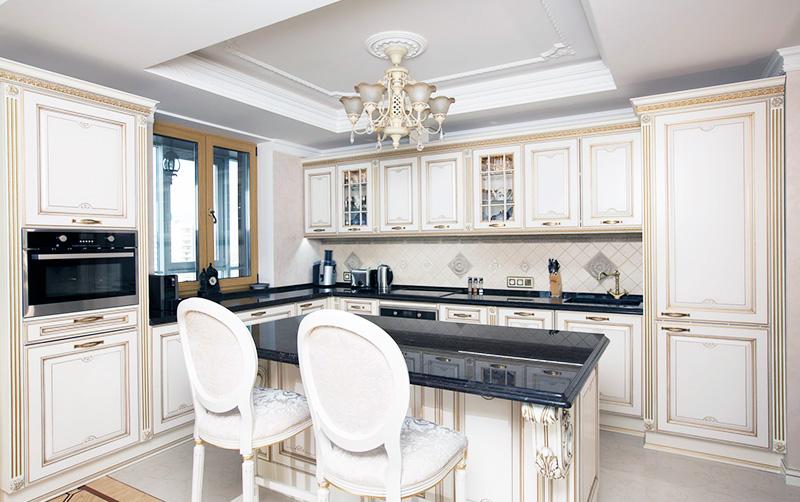 Реплики кухонь